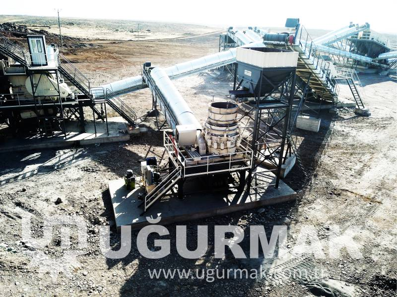 KONİK KIRICI (HACON),CONE CRUSHER (HACON)